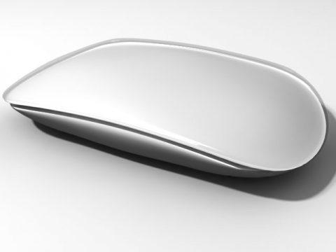 Magic Mouse 3D model