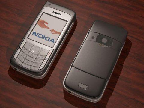 NOKIA 6681 3D model