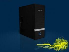 PC Computer 3D model