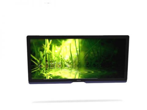 3D Philips WideScreen TV model