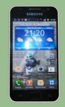 Samsung Galaxy S Plus i 9001 3D model