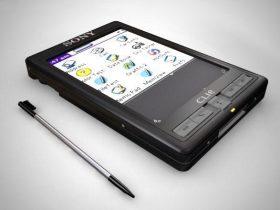 Sony Clie 3D model