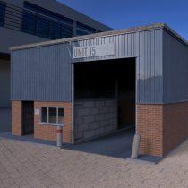 The Factory 3D model