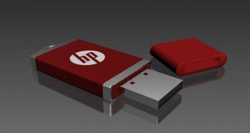 USB Drive 3D model