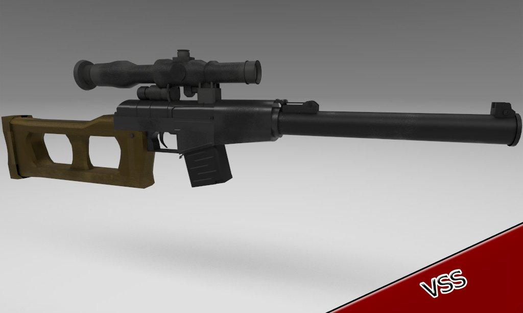 VSS 3D model