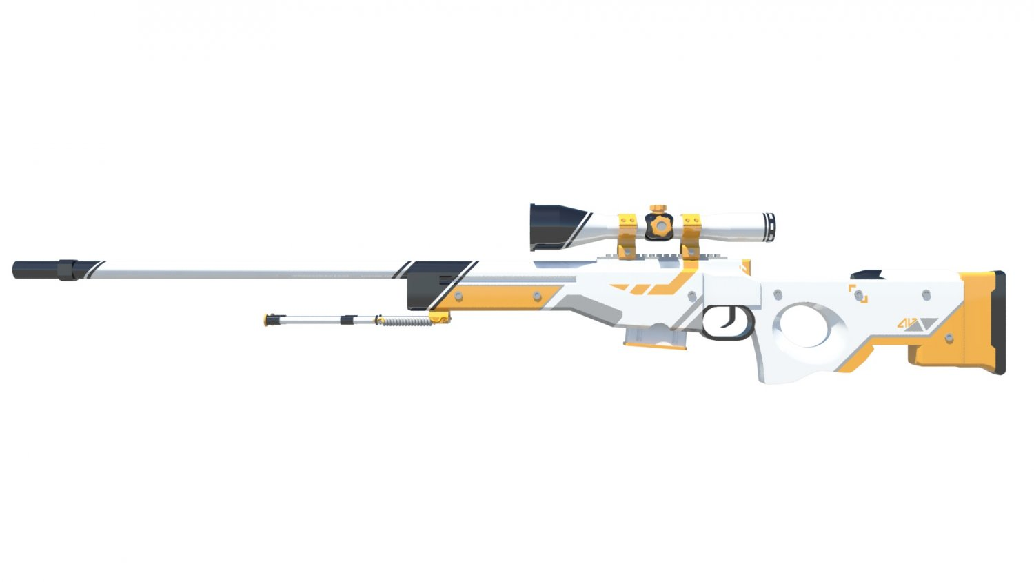 Awp Asiimov Downloadfree3d Com