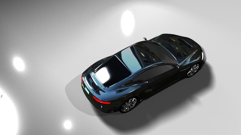 Aston Martin DB9 2017