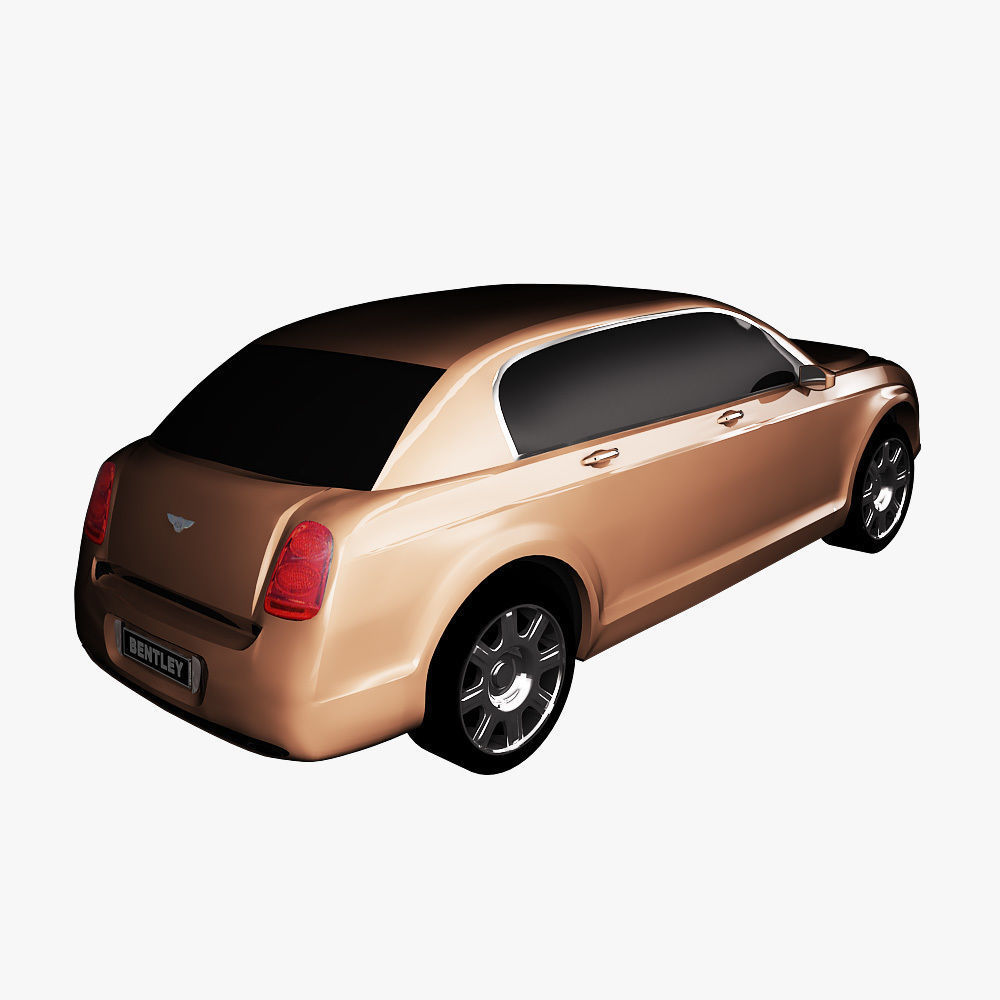 Bentley SUV 4x4 Concept 2007