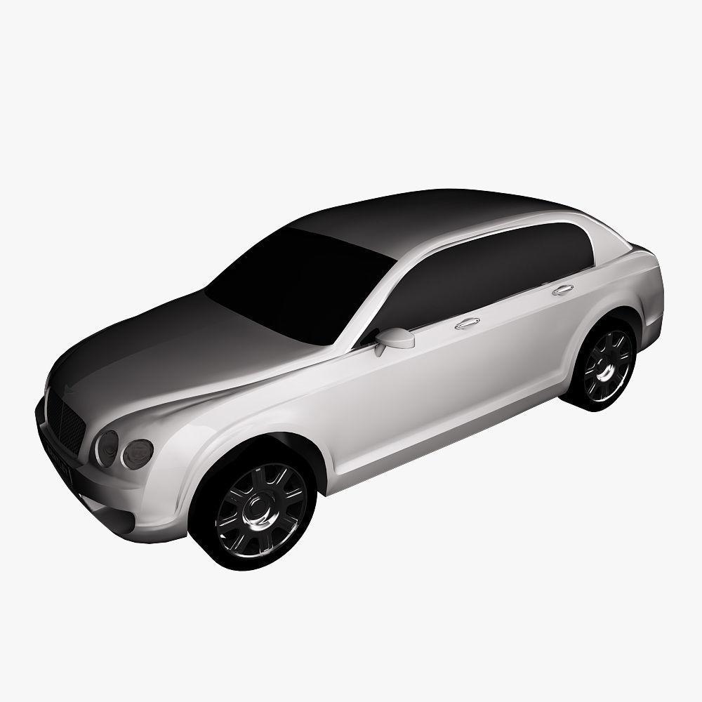 Bentley Suv 4x4 Concept 2007