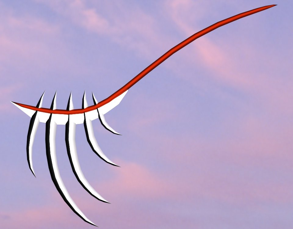 Kos Sword 3D model