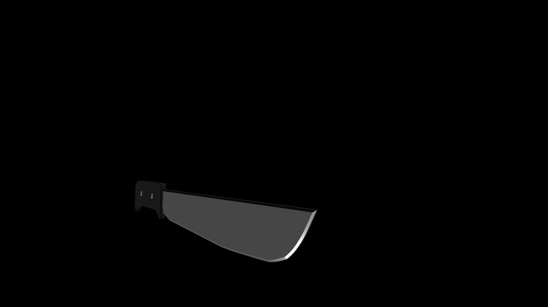 3D Machete model