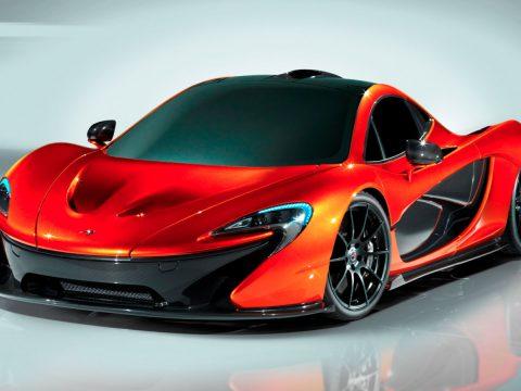 McLaren Automotive 3D model