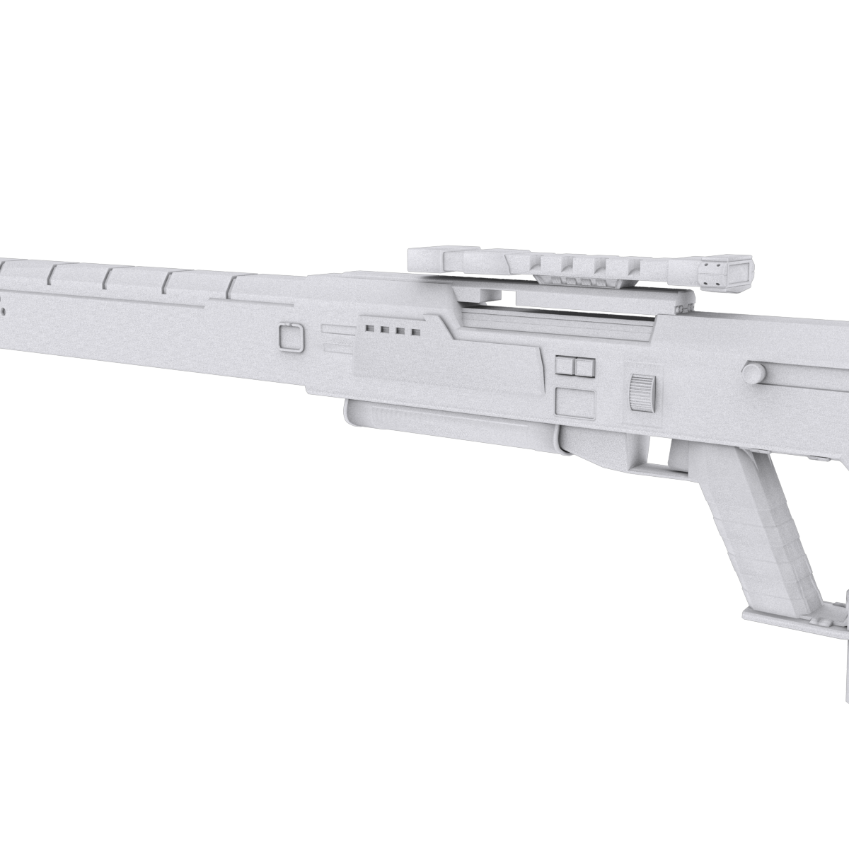 Moretti SR4 3D model
