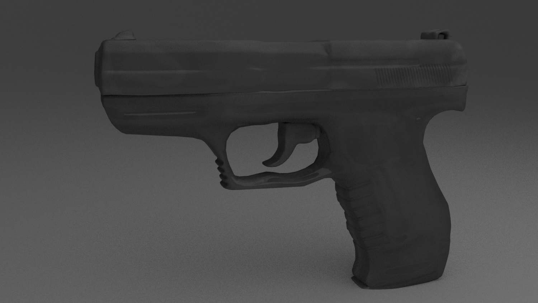 P99 3D model