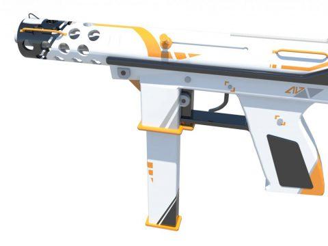 Tec-9 3D model