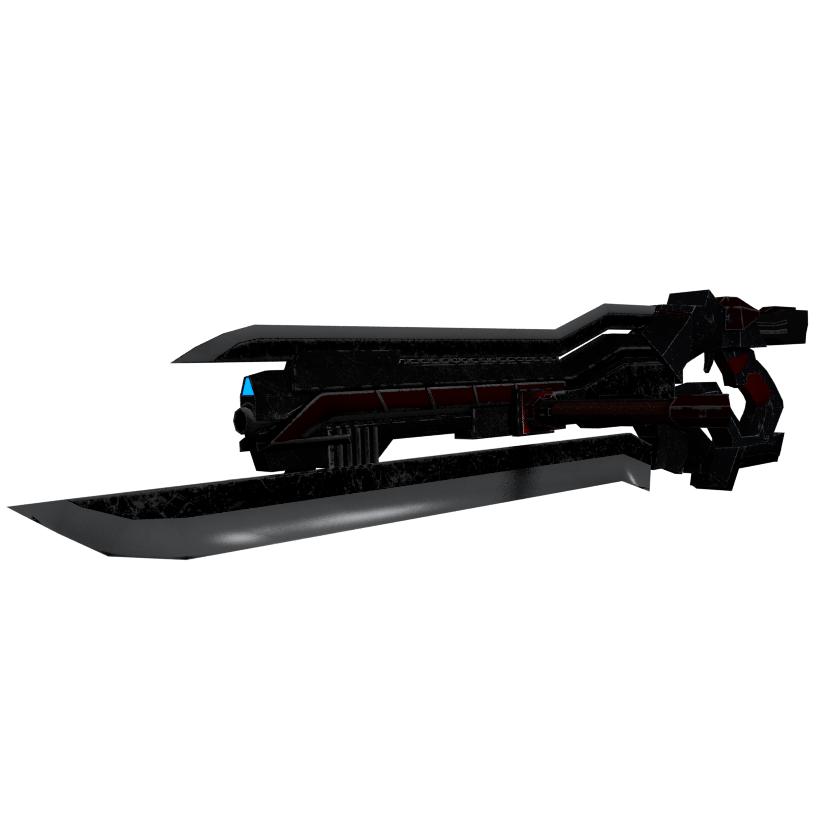Wanderer 3D model