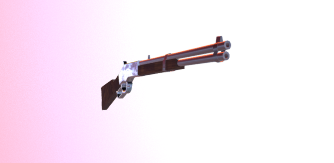 1873 Winchester 3D model