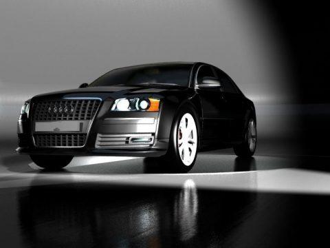 Audi A8 3D model