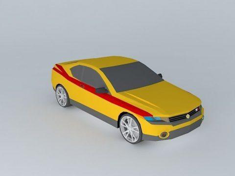 Car Rhino 3D model