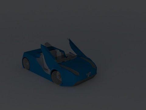 Deep Mist 3D model