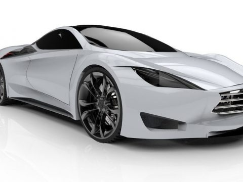 Infiniti Emerg-E 3D model