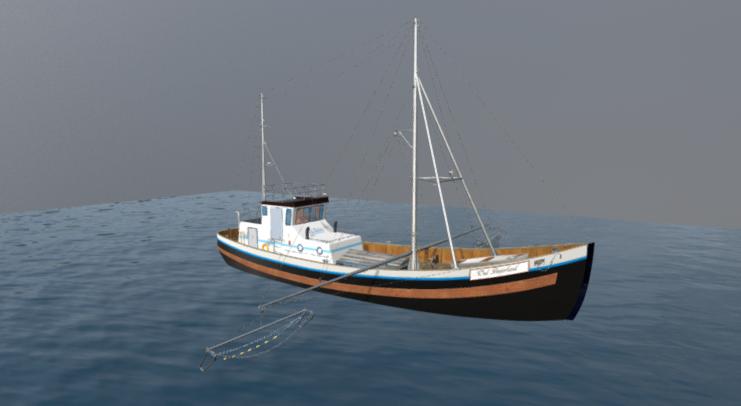 Kotter 3D model