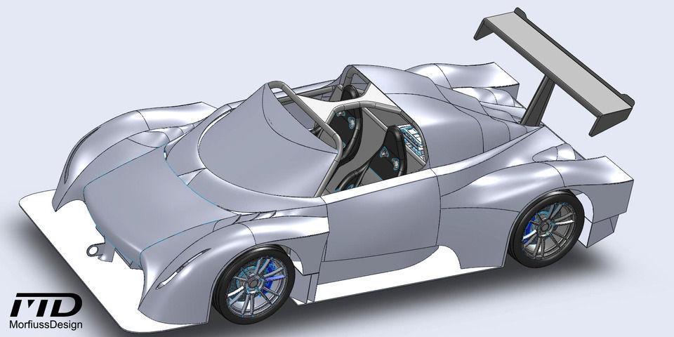 LMP-GT 3D model