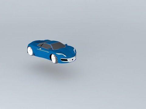 Made 1500 3D model