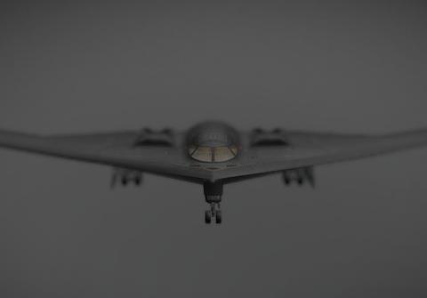 Northrop Grumman B-2 Spirit 3D model