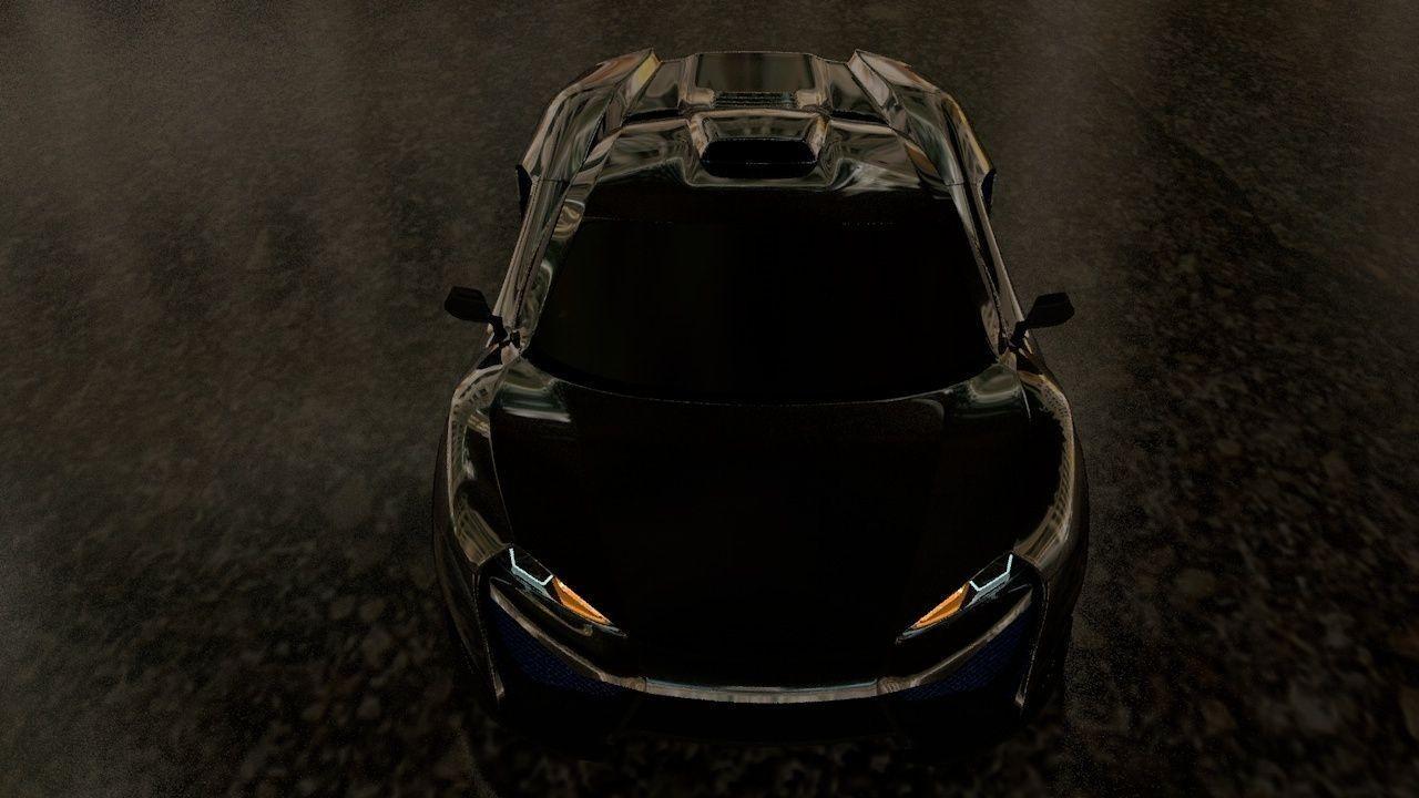 R1 prototype 3D model