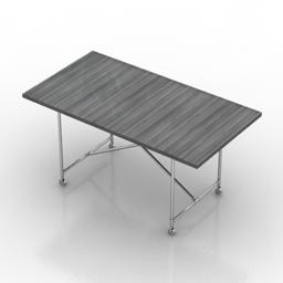 Table Edison 3d model