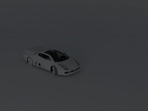 TriBladez 500GY 3D model
