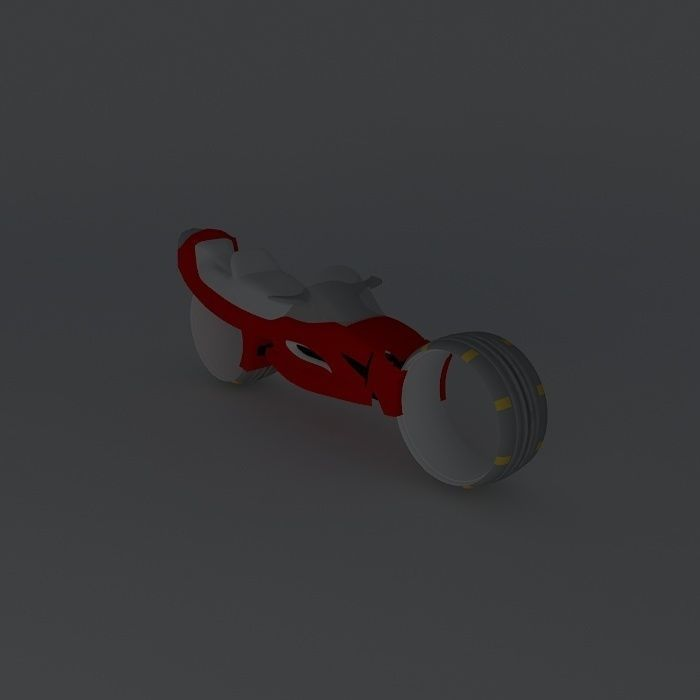 Zike Light 3D model
