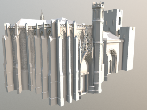 3D Building models free download | DownloadFree3D com