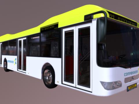 Connexxion Citybus 3D model