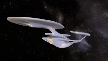 Shippin trekkies 3D model