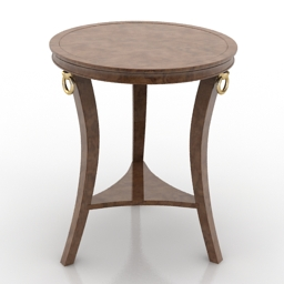 Table Sterling 3d model