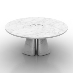 Table Tavolo Rraja BD 3d model download