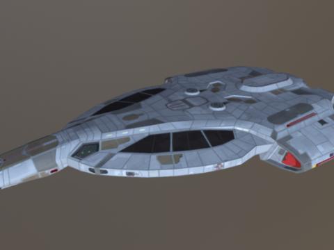 Yaris Class 3D model