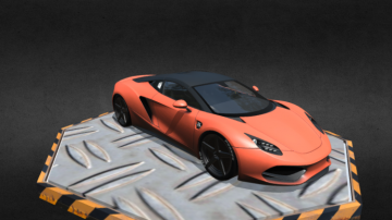 Arrinera Hussarya 3D model