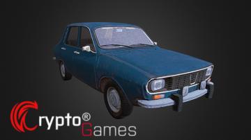 Dacia 3D model