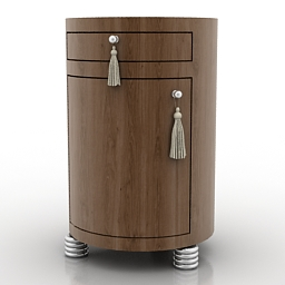 Locker creazioni 3d model