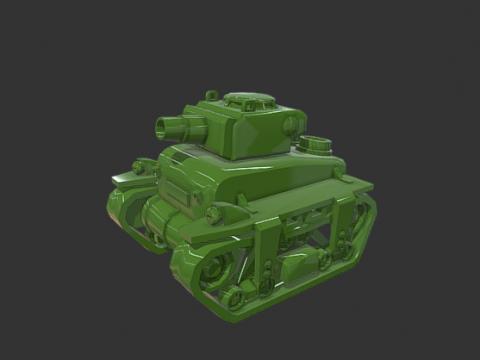 Metal Slug 3D model