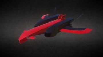 Red Lynx 3D model