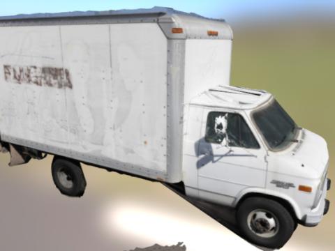 The Screaming Banshee 3D model