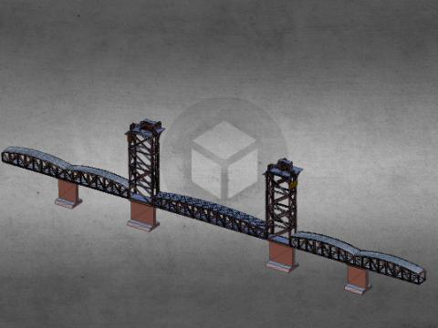 3D Bridge models free download | DownloadFree3D com