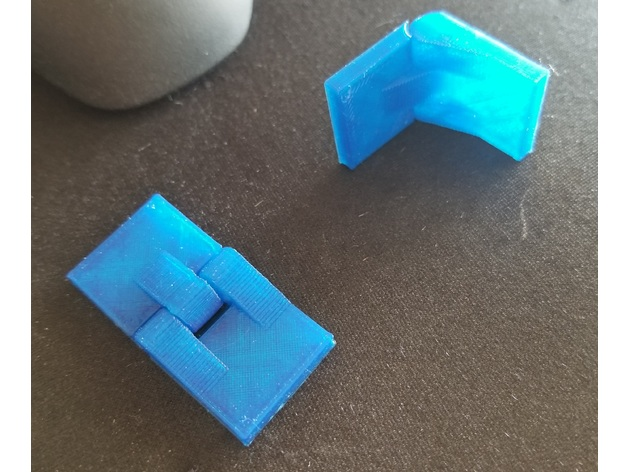 Basic Hinge 3D model