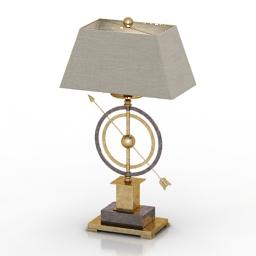 Lamp LeHome 3d model