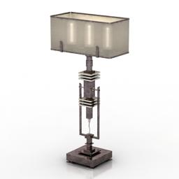 Lamp Machine Light 3d model
