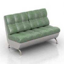 Sofa chaikof DLS 3d model
